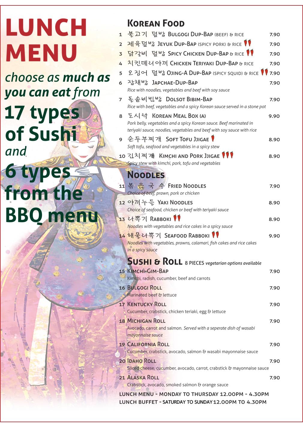 capel-lunch-menu